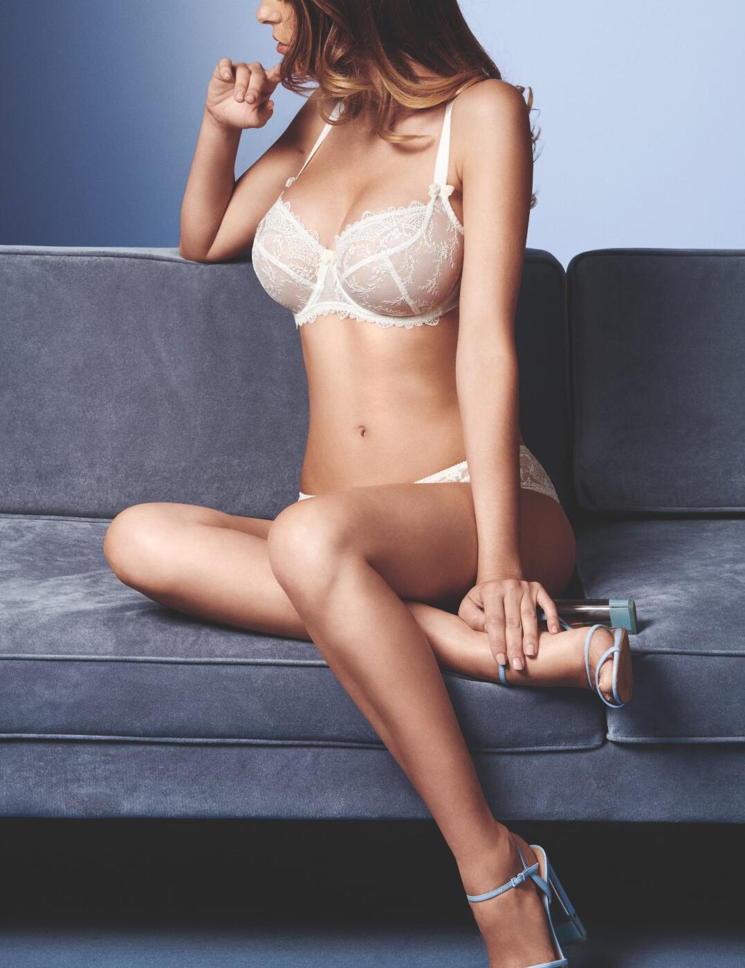 miniatuur 8 - Empreinte-Louise-Low-Neck-Bra-08184-Underwired-Womens-Luxury-Bras