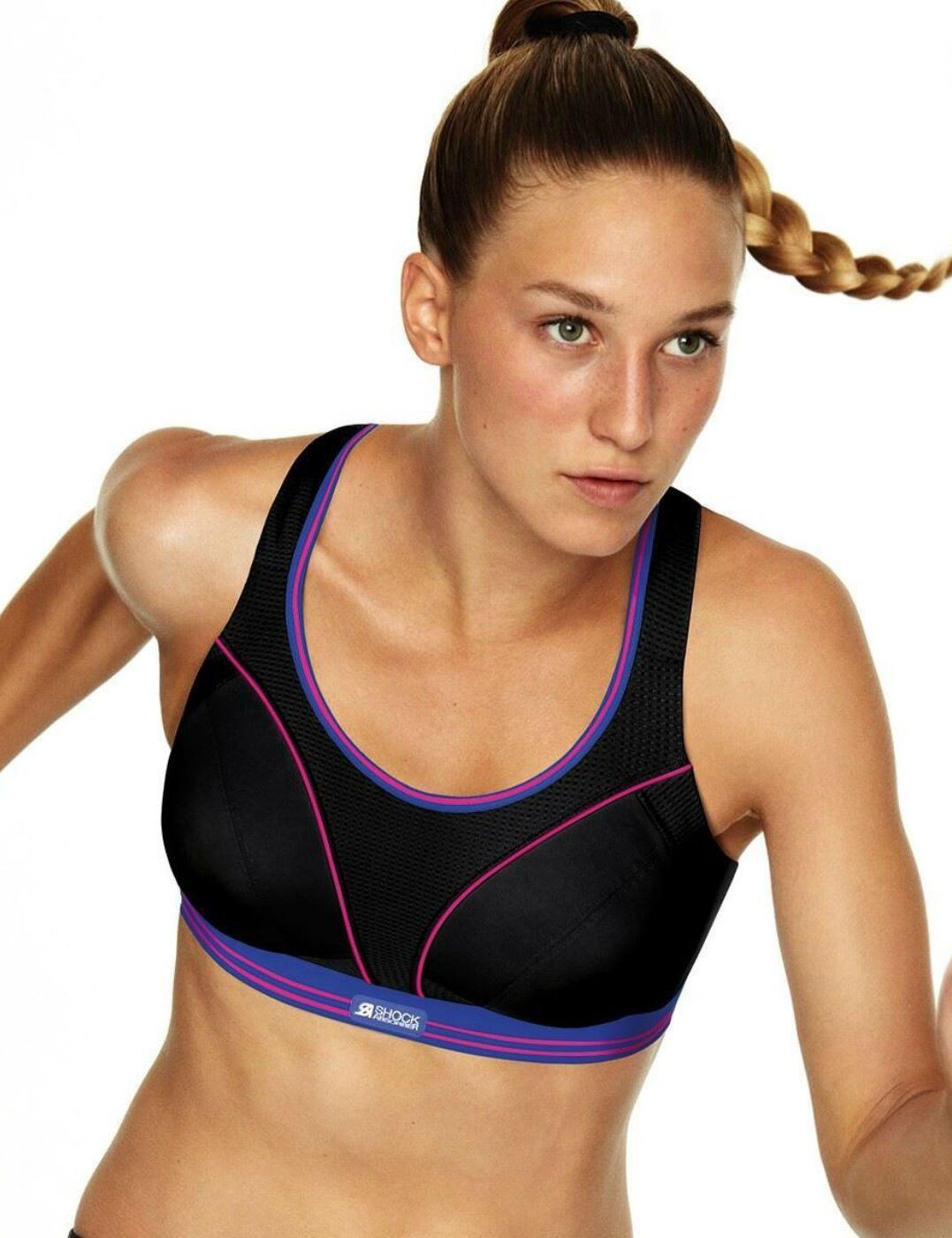 Shock-Absorber-Sports-Bra-S5044-Non-Wired-High-Impact-Run-Sports-Bra thumbnail 11