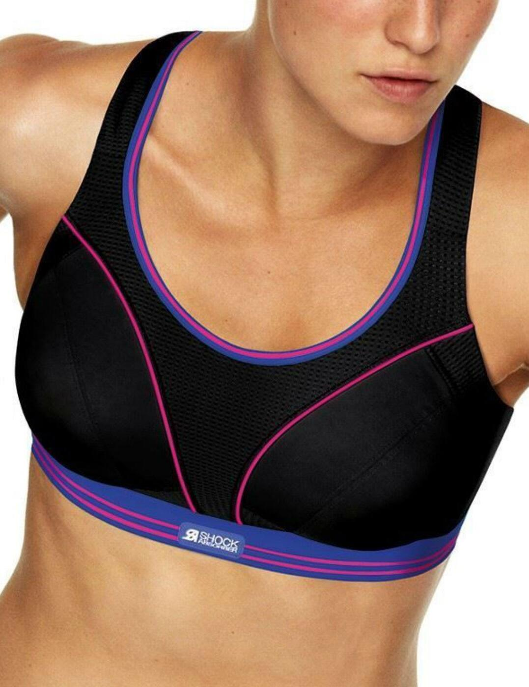 Shock-Absorber-Sports-Bra-S5044-Non-Wired-High-Impact-Run-Sports-Bra thumbnail 9