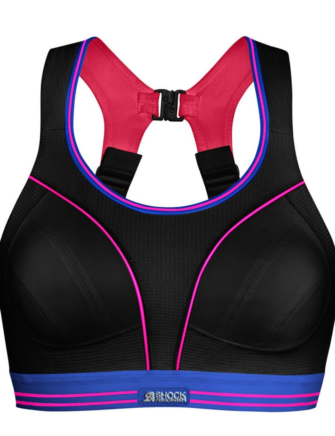 Shock-Absorber-Sports-Bra-S5044-Non-Wired-High-Impact-Run-Sports-Bra thumbnail 10