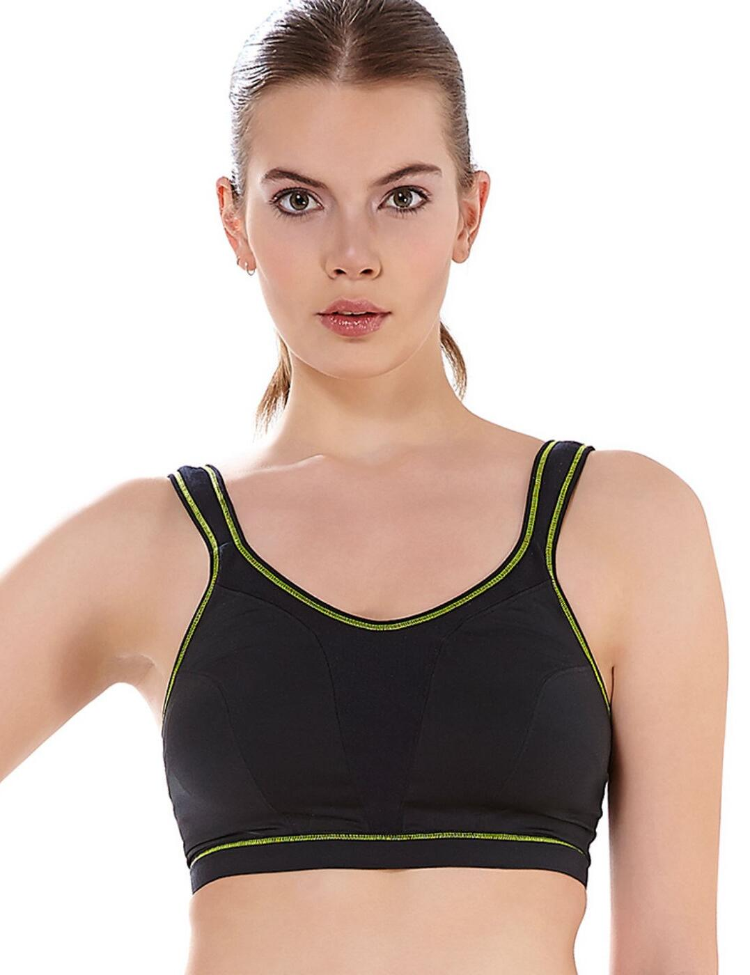 2247af9e41a Freya Active Force Crop Top 4000 High Impact Soft Cup Non-Wired ...