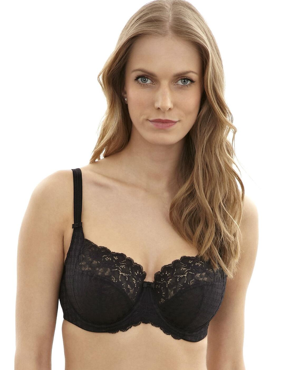 Panache Envy Full Cup Bra Underwired Non-Padded 7285 New Womens Lingerie