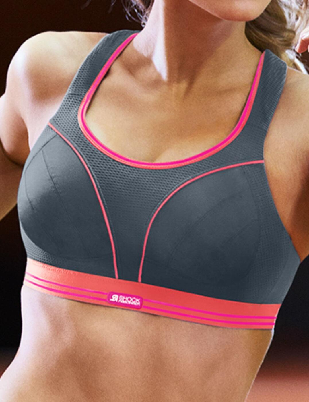 Shock-Absorber-Sports-Bra-S5044-Non-Wired-High-Impact-Run-Sports-Bra thumbnail 20