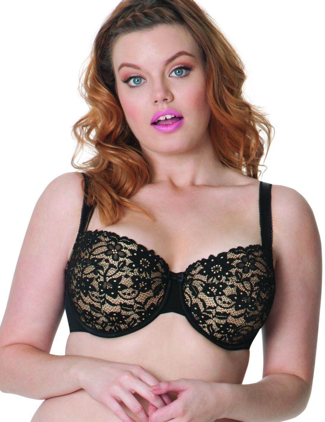 14899f67e8e1f Curvy Kate Vixen Lightly Padded Balcony Bra SG3201 New Sexy Curvy ...