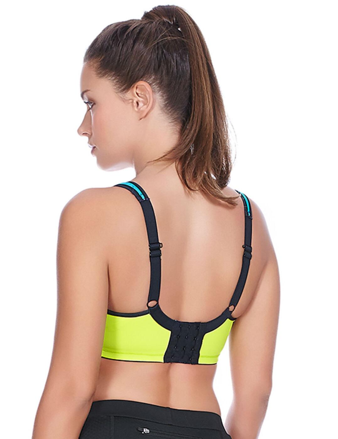 Freya-Active-Sonic-Sports-Bra-4892-Underwired-High-Impact-Gym-Workout-Bras thumbnail 12