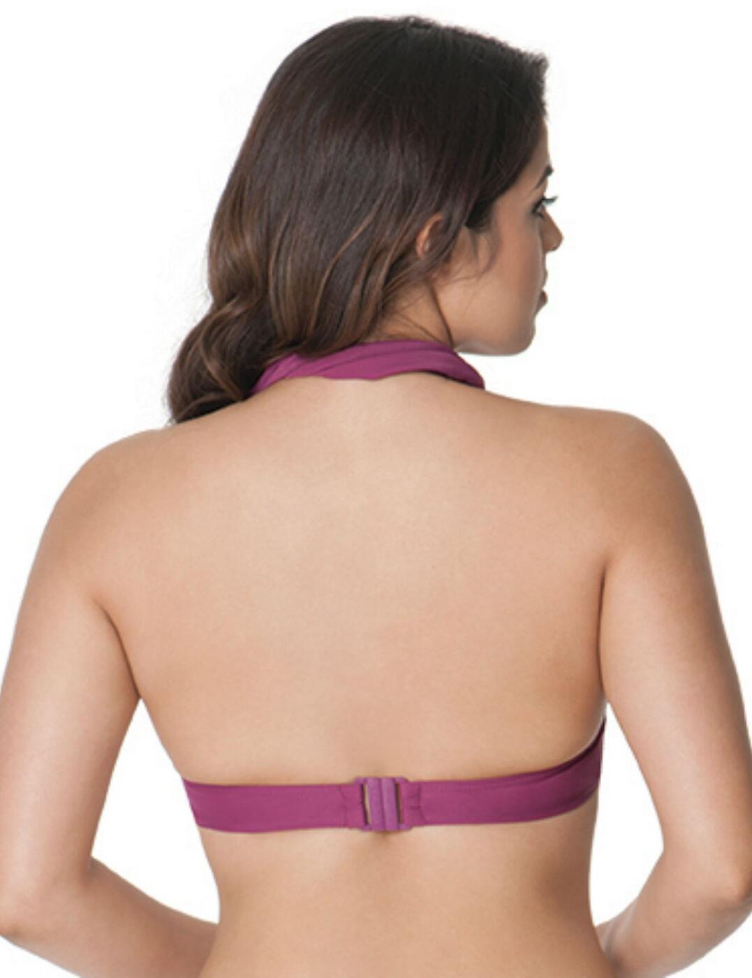 Curvy Kate Jetty Underwired Halterneck Bikini Top CS3521 Womens Swimwear