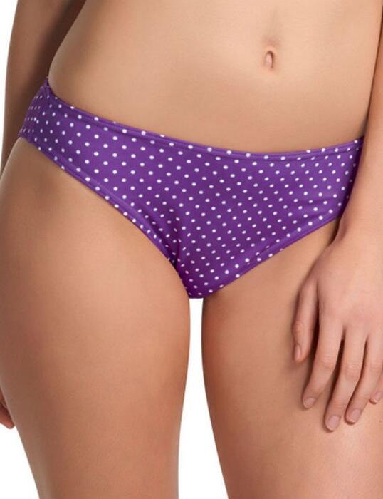 3024 Freya Pier Classic Bikini Brief  - 3024 Purple Iris