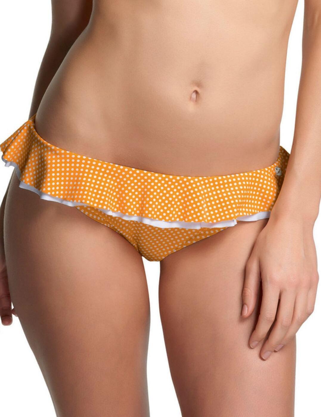 3583 Freya Sunset Boulevard Rio Bikini Brief - 3583 Yellow Polka Dot