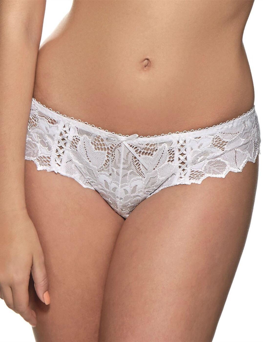 0932150 Lepel Fiore Mini Brief - 0932150 White