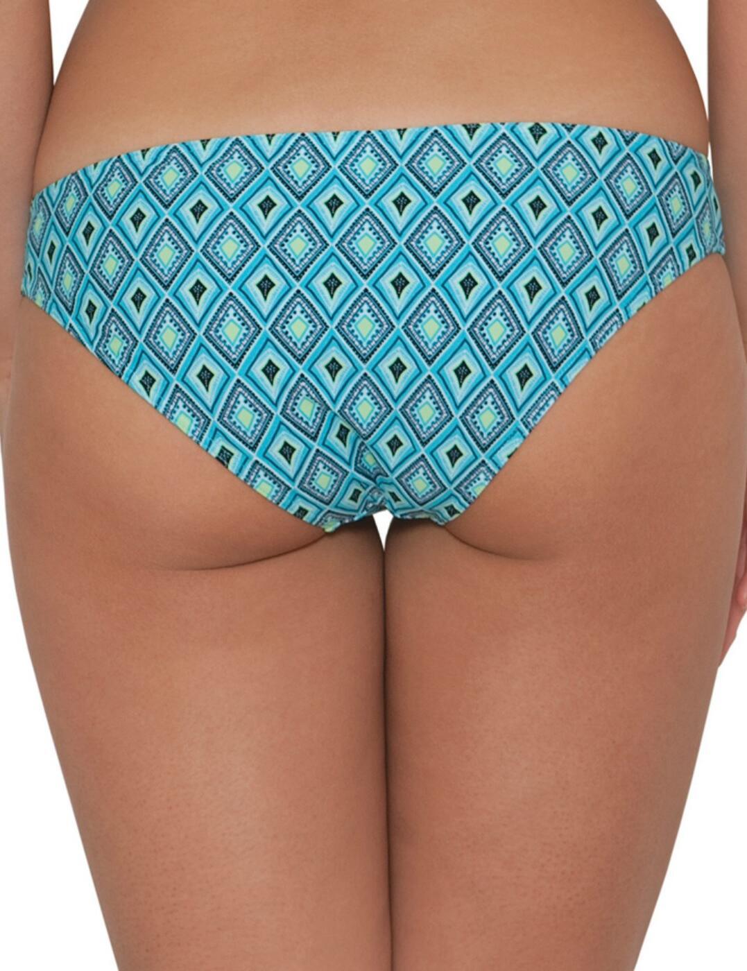 CS3405 Curvy Kate Revive Bikini Brief - CS3405 Aqua Print