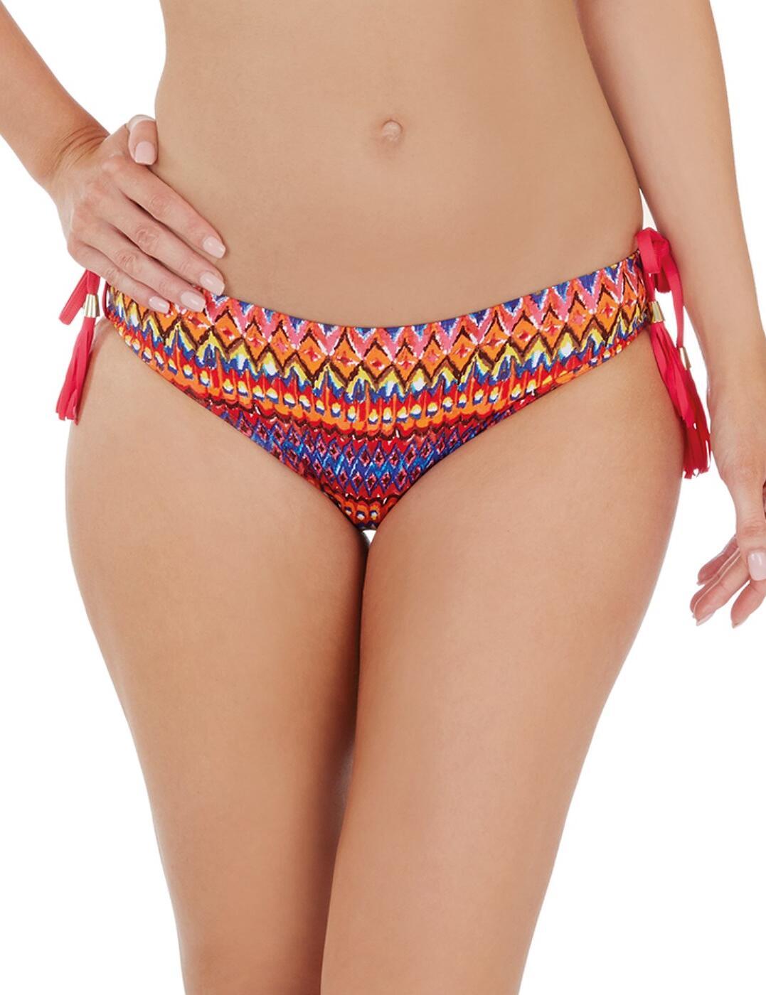 1678700 Lepel Rainbow Beach Low Rise Bikini Pant - 1678700 Pink/Multi