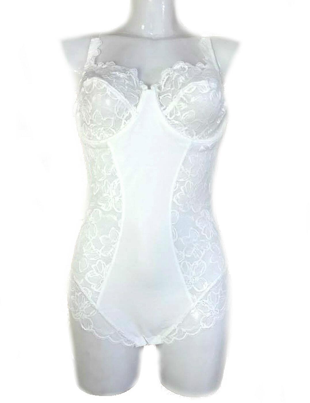 WFAFA561 Wacoal Celeste Lace Body - AFA561 Ivory