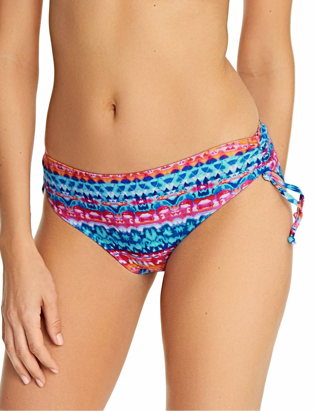 4037 Freya Cuban Crush Bikini Brief - 4037 Multi