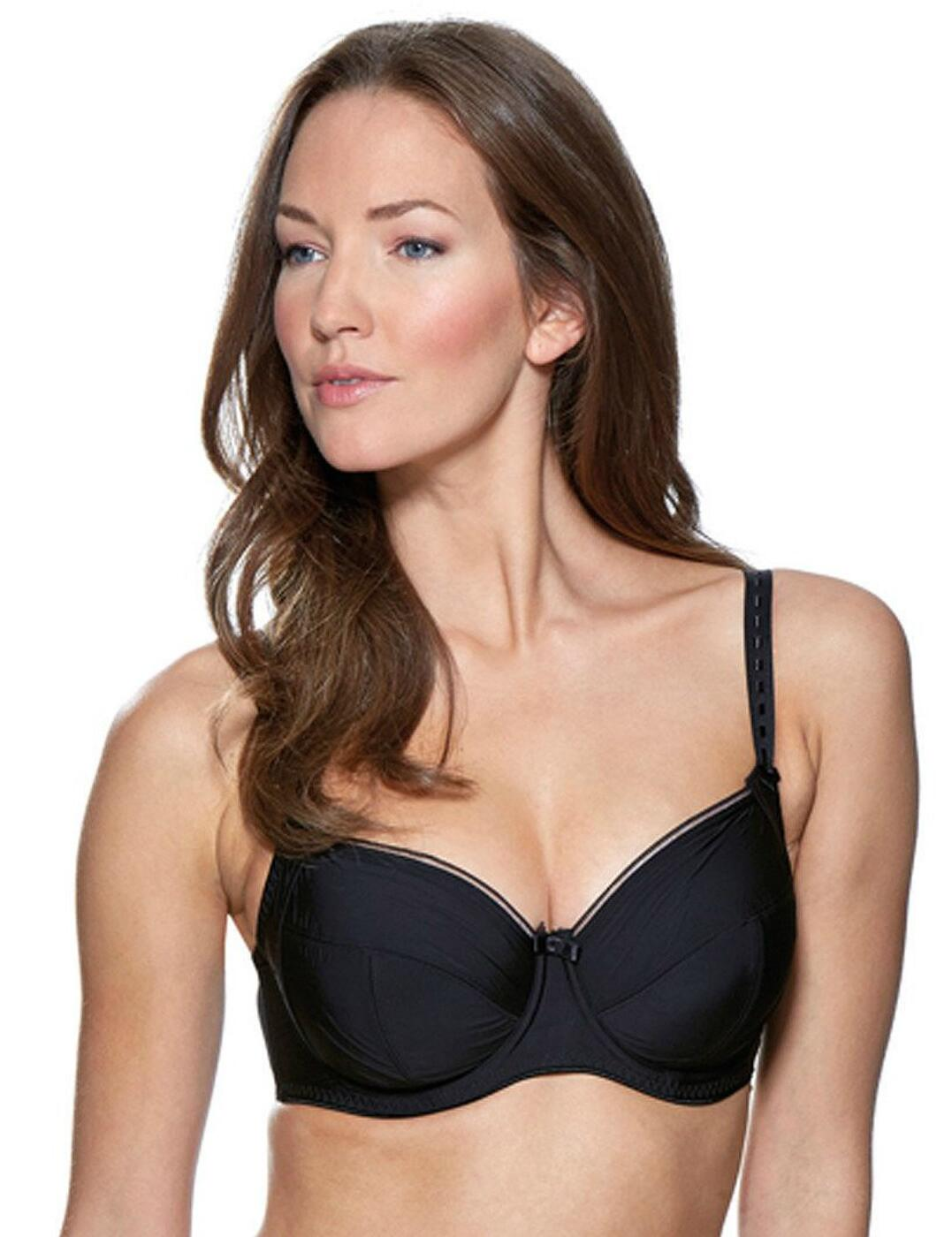 1206090 Charnos Superfit Everyday Full Cup Bra - 1206090 Black