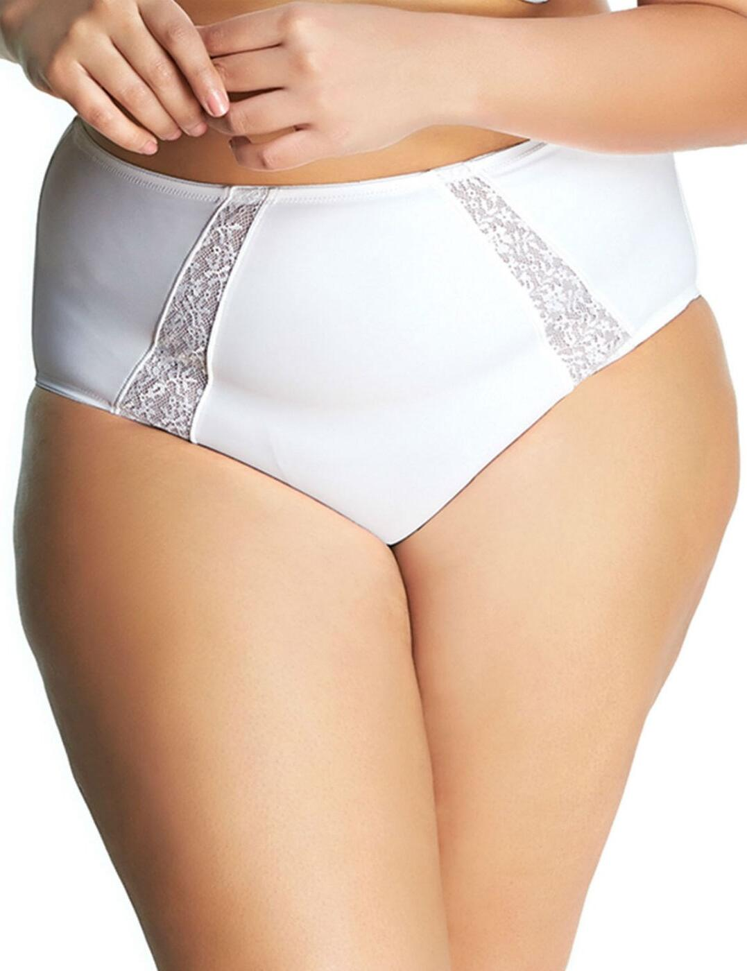 6665 Goddess Adelaide Brief - 6665 White