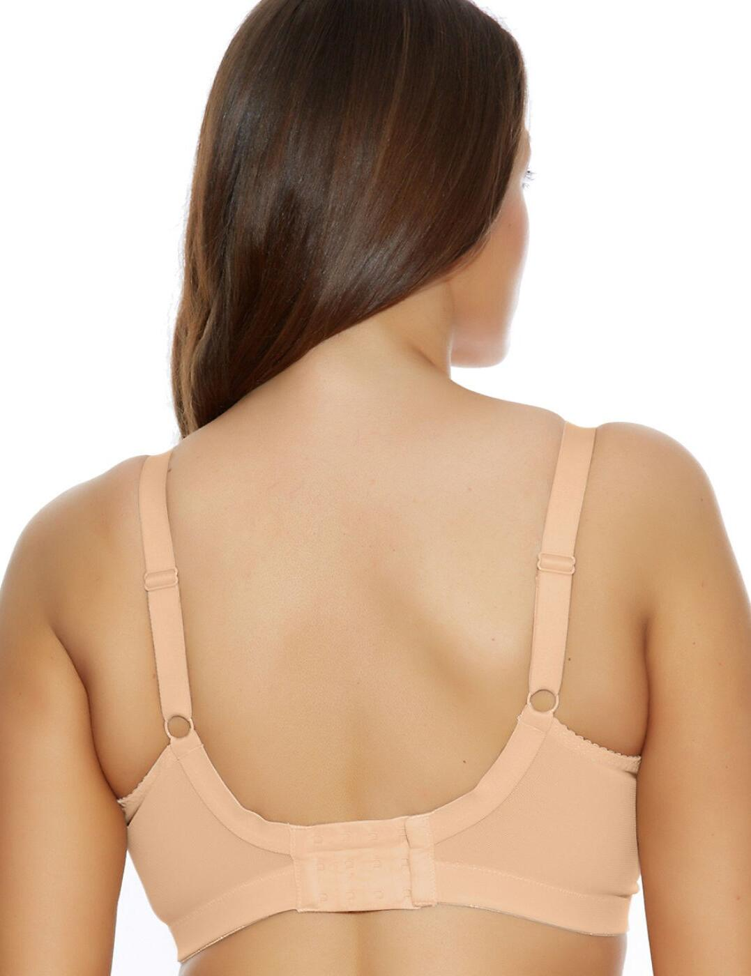 Elomi Lingerie Beatrice Soft Cup Non Wired Non Padded Nursing Bra Nude 8053