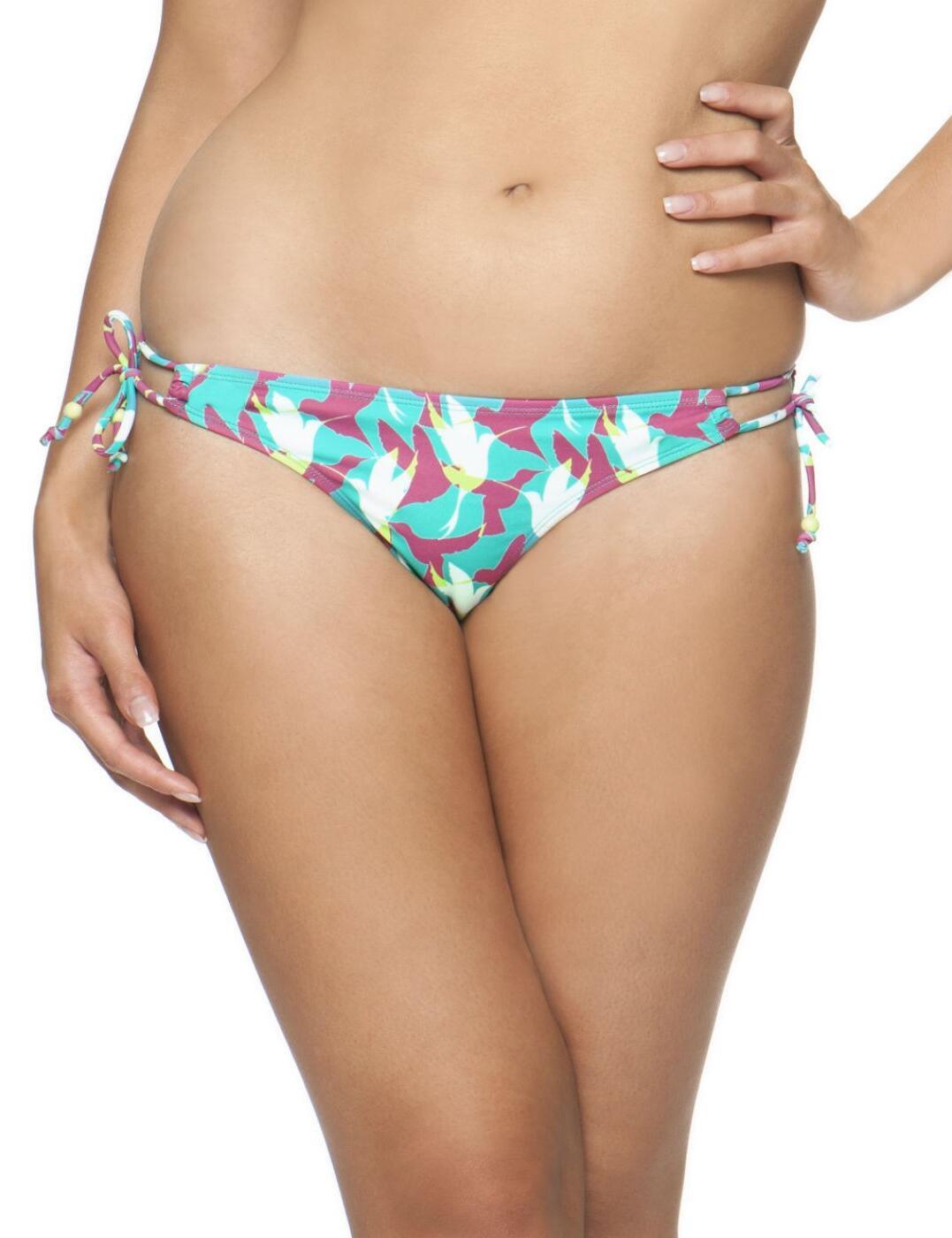 1445 Curvy Kate Birds of Paradise Bikini Brief - CS1445 Mini Brief