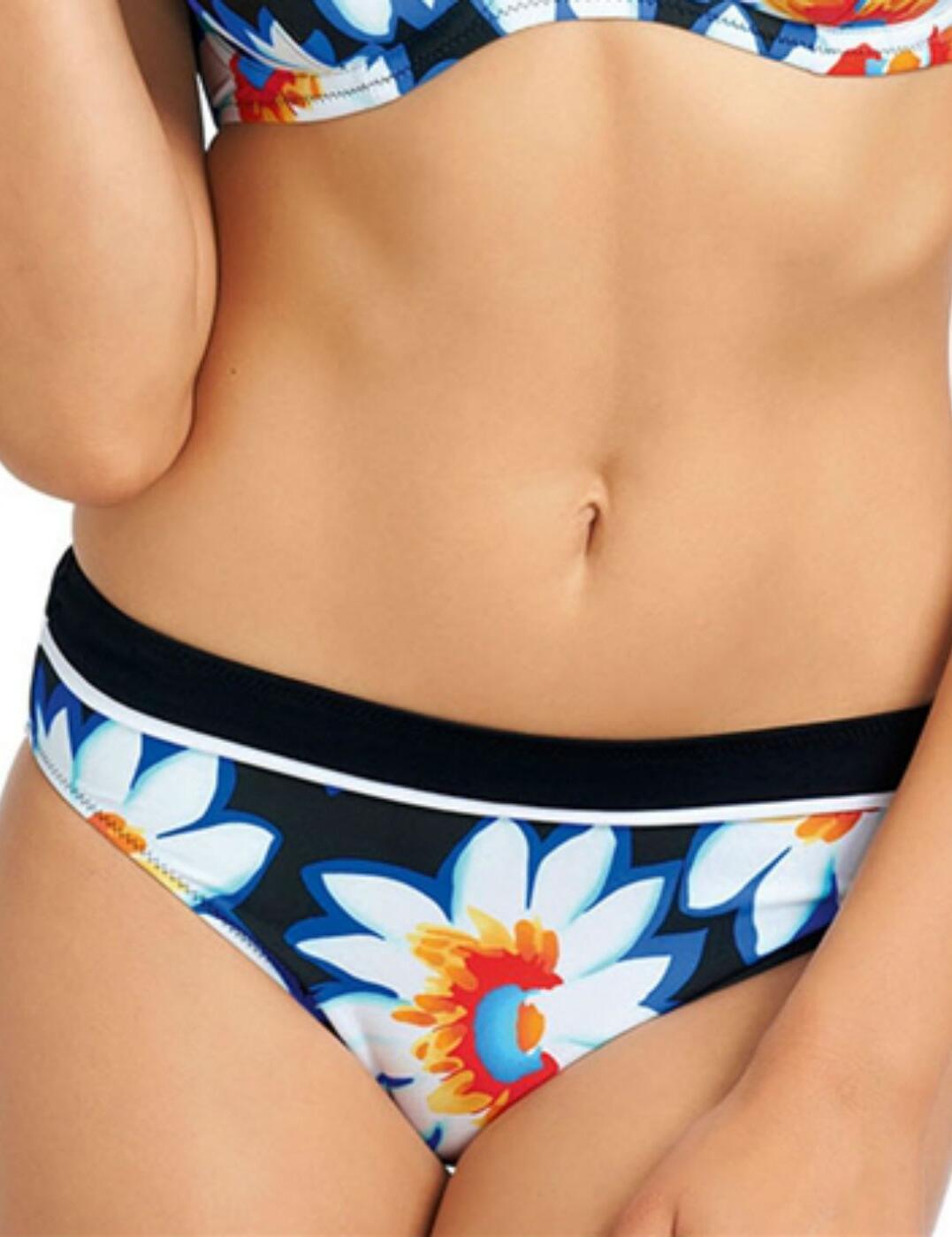 5934 Fantasie Santa Fe Mid Rise Bikini Brief - 5934 Mid Rise Brief