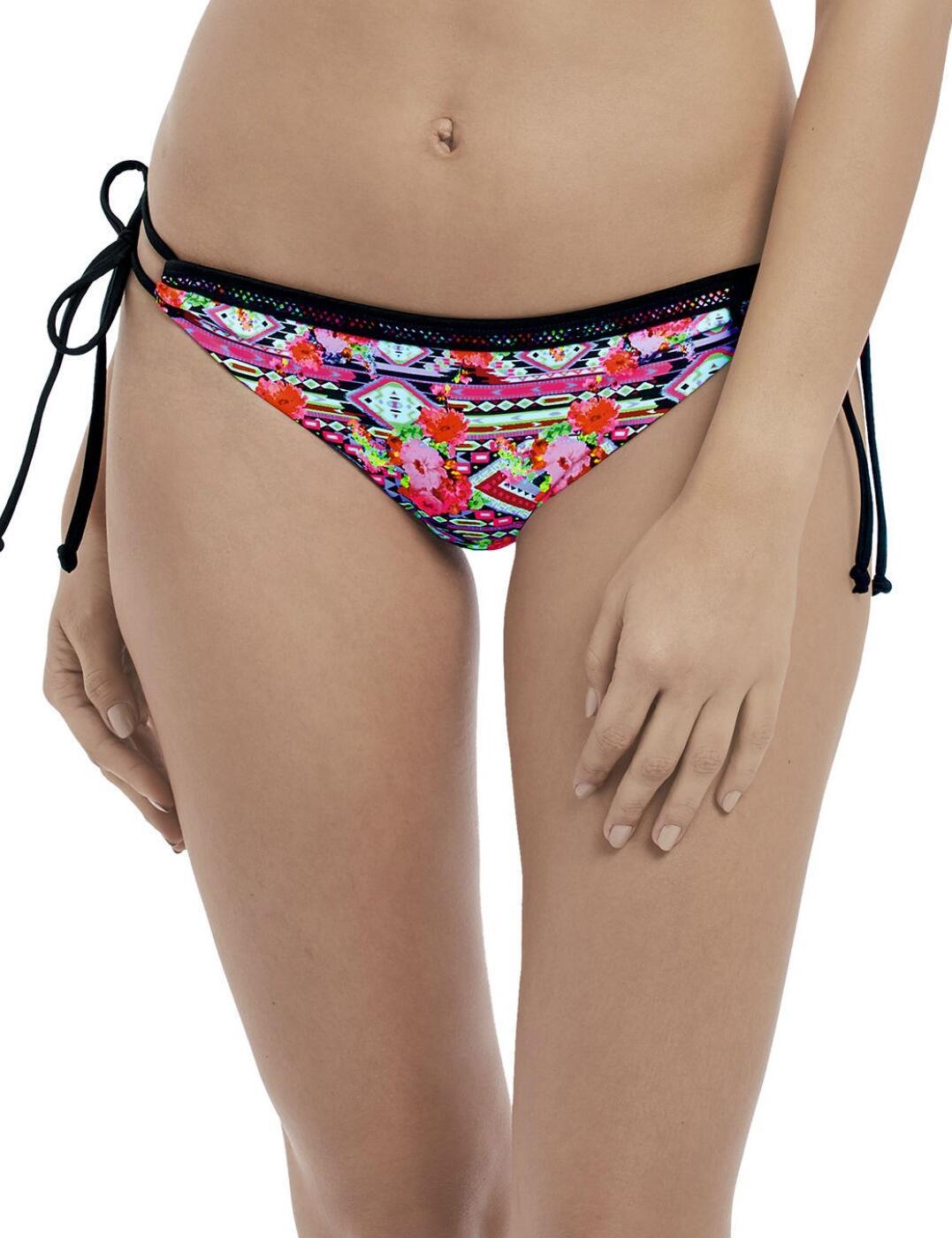 4612 Freya Texas Rose Italini Bikini Brief Rebel Pink - 4612 Italini Brief