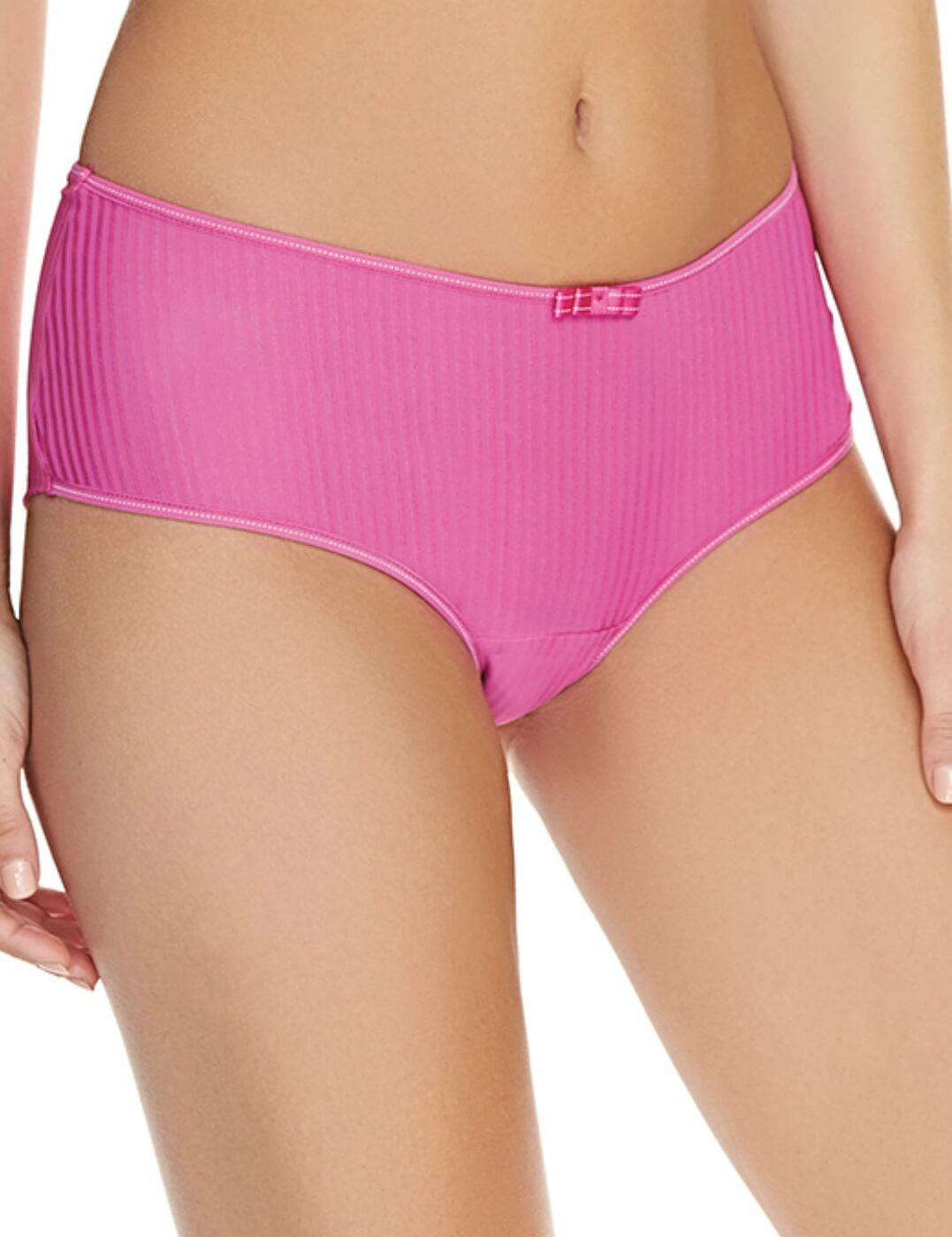 1056 Freya Idol Hipster Short Brief - 1056 Pink Flambe