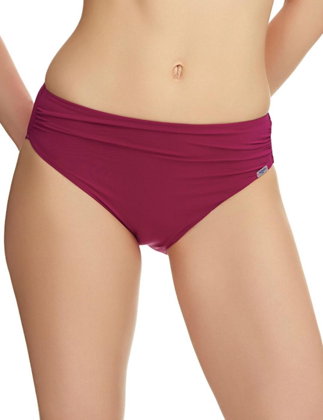 6274 Fantasie Viana Mid Rise Bikini Brief Berry - 6274 Mid Rise Bikini Brief