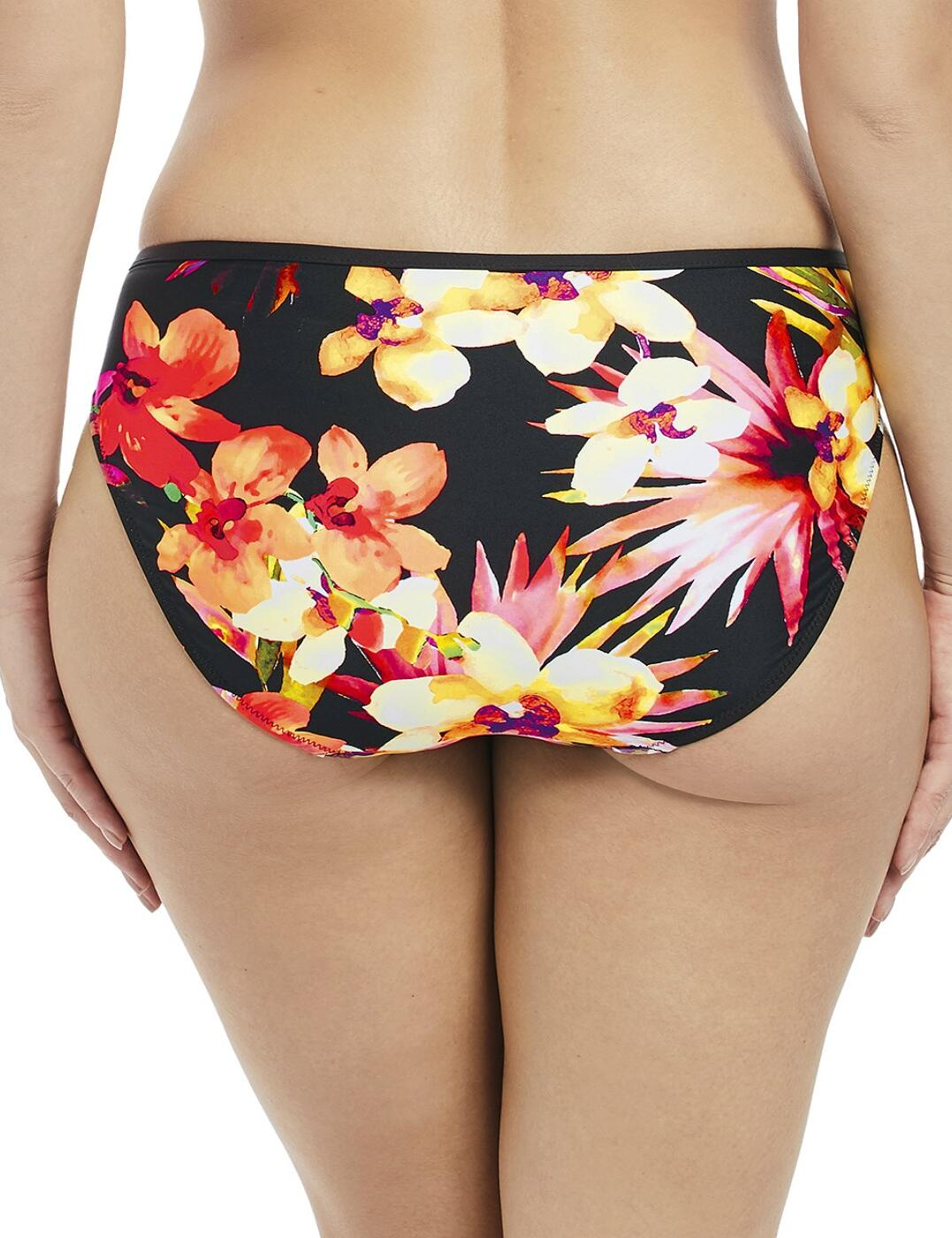 6430 Fantasie Ko Phi Phi Mid Rise Bikini Brief - 6430 Tropical Print