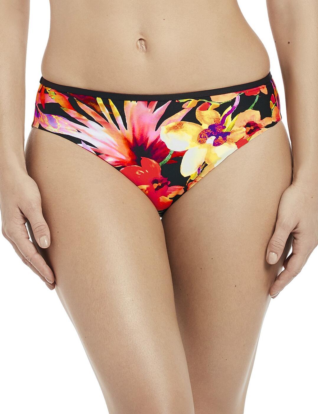 6430 Fantasie Ko Phi Phi Mid Rise Bikini Brief - 6430 Tropical Print