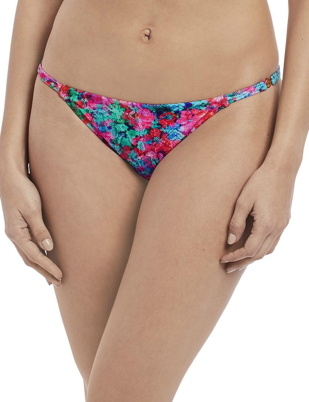 2944 Freya Mamba Tanga Style Bikini Brief - 2944 Multi