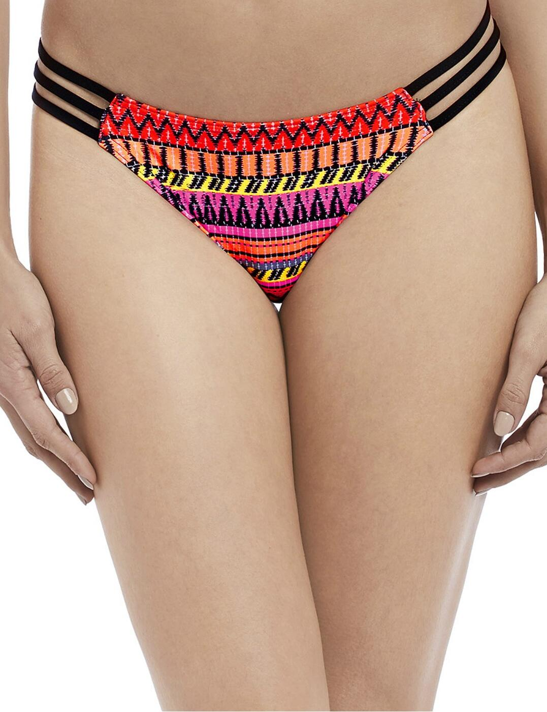 4625 Freya Way Out West Tanga Bikini Brief - 4625 Sunset