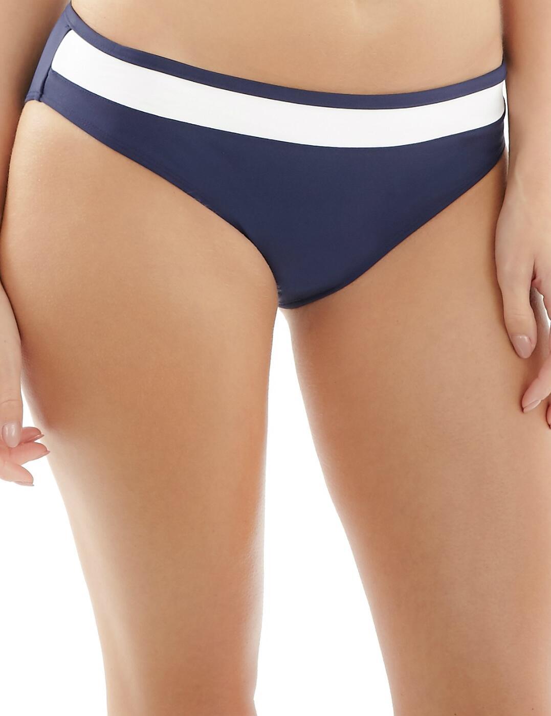 Panache Anya Classic Bikini Brief Pant SW0886 Black New Panache Swimwear