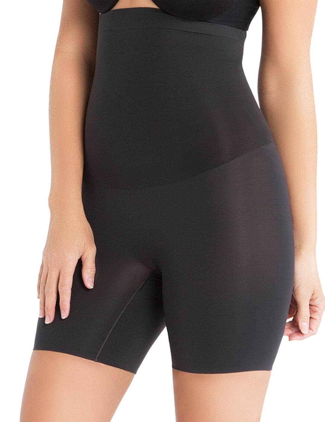 Spanx Shape My Day High-Waist Mid Thigh Shaping Brief