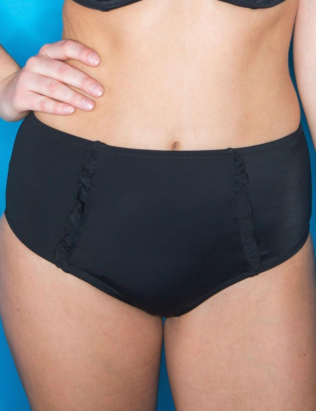 80003 Pour Moi Getaway Control Bikini Brief - 80003 Black