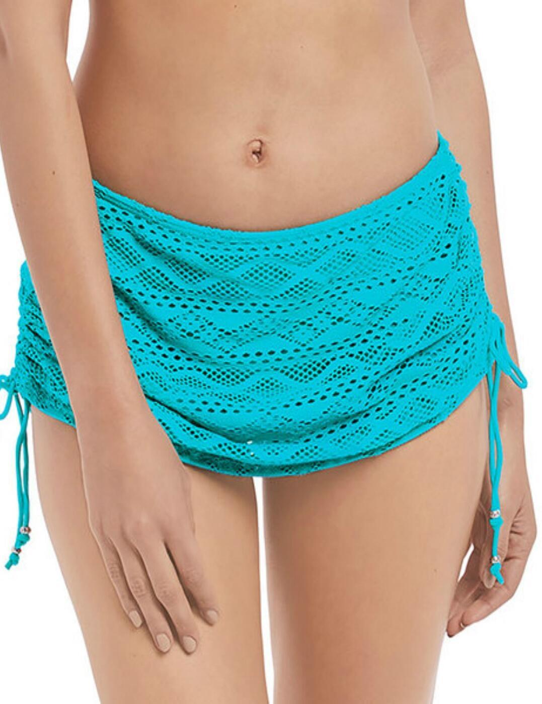 3977 Freya Sundance Skirted Bikini Brief - 3977 Deep Ocean