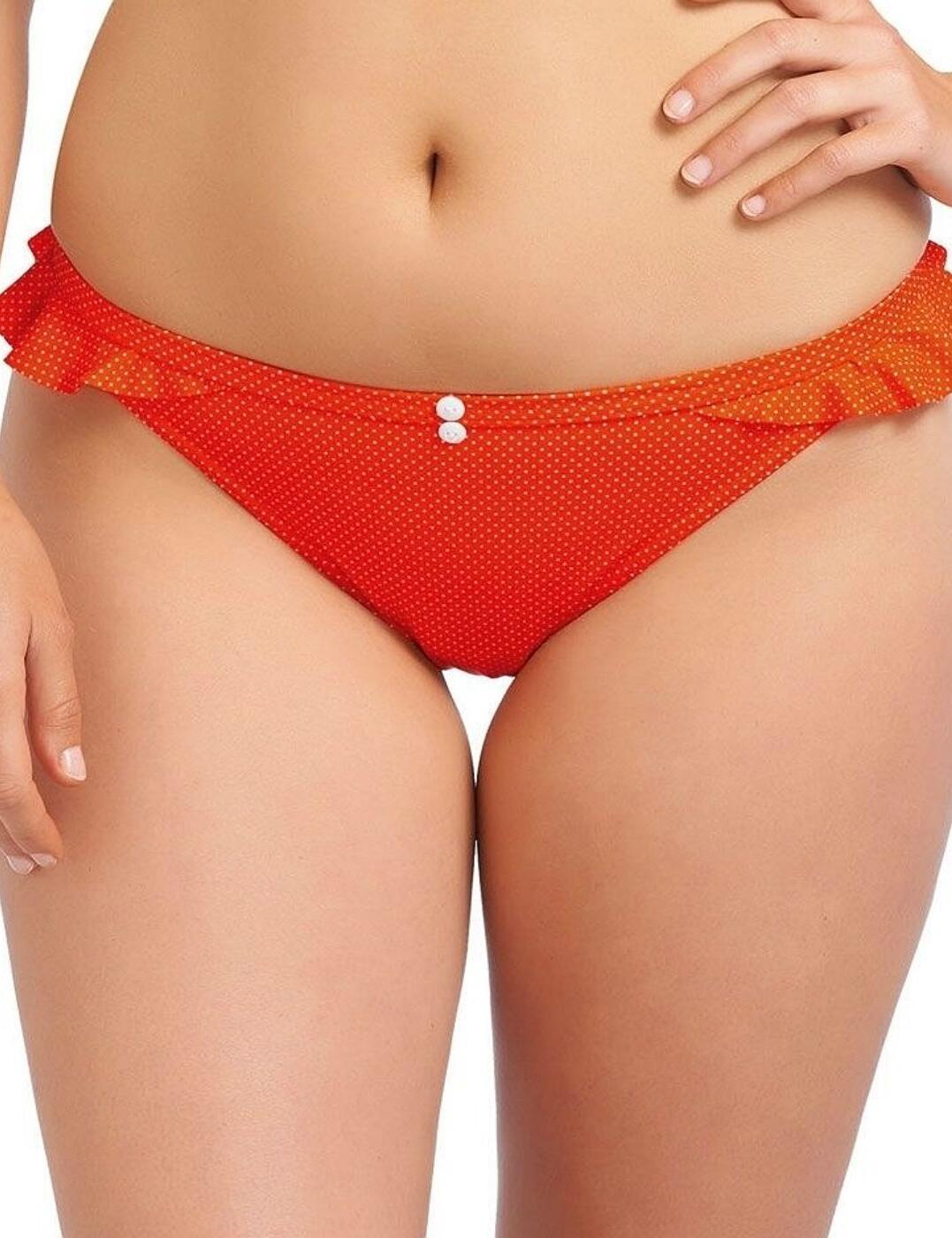 3364 Freya Cherish Rio Bikini Brief - 3364 Orange