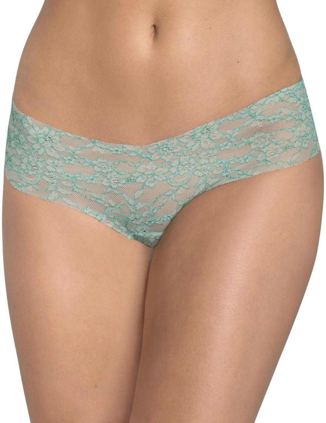 10144013 Sloggi Light Lace 2.0 Hipster Brief - 10144013 Spring Green