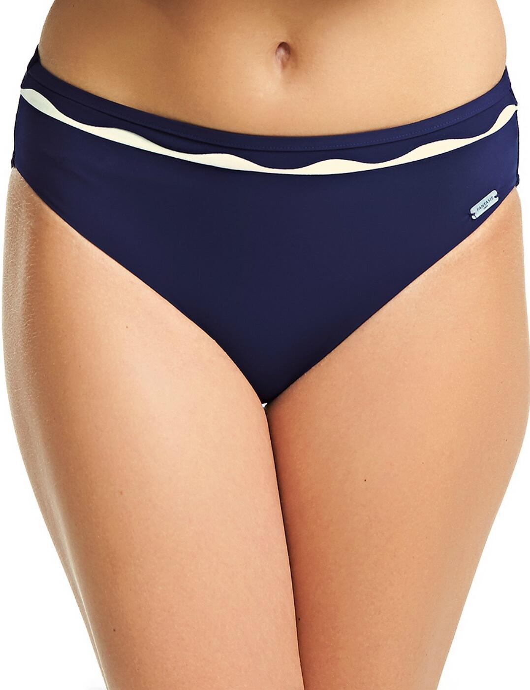 6234 Fantasie Sainte Maxime Mid Rise Brief - 6234 Ink