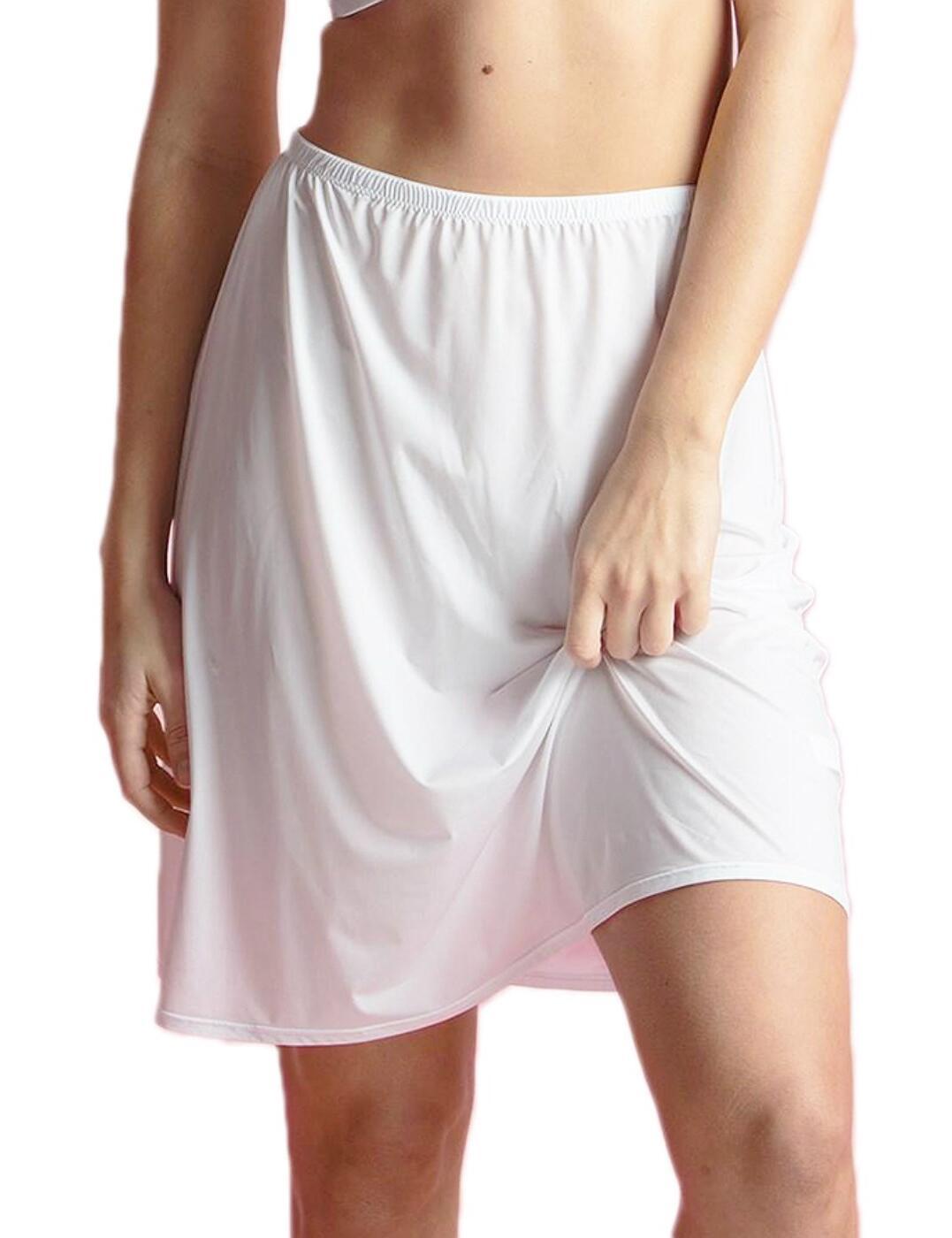 3817 Pour Moi Body Comfort Half Slip - 3817 White
