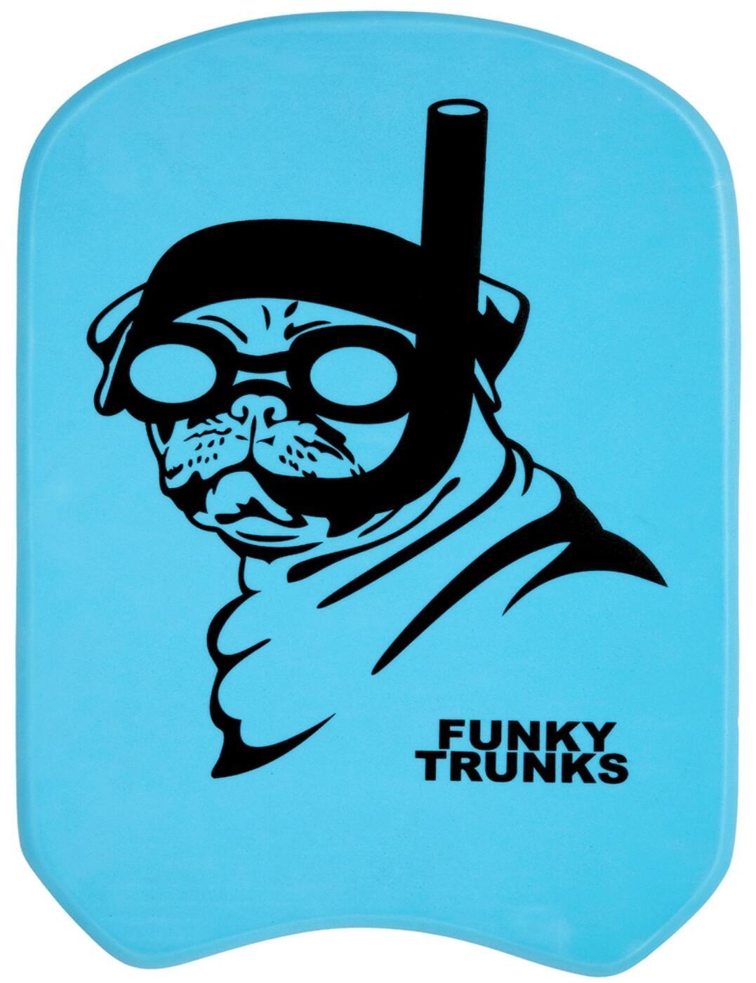 FTG00 Funky Trunks Snorkel Kickboard  - FTG002N00455 Snorkel Pug