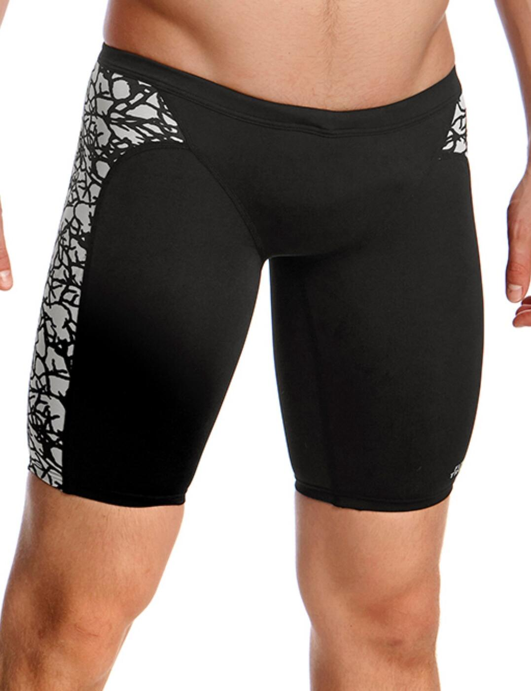 FT37M01966 Funky Trunks Mens Training Jammers Bleached Coral - FT37M01966 Bleached Coral