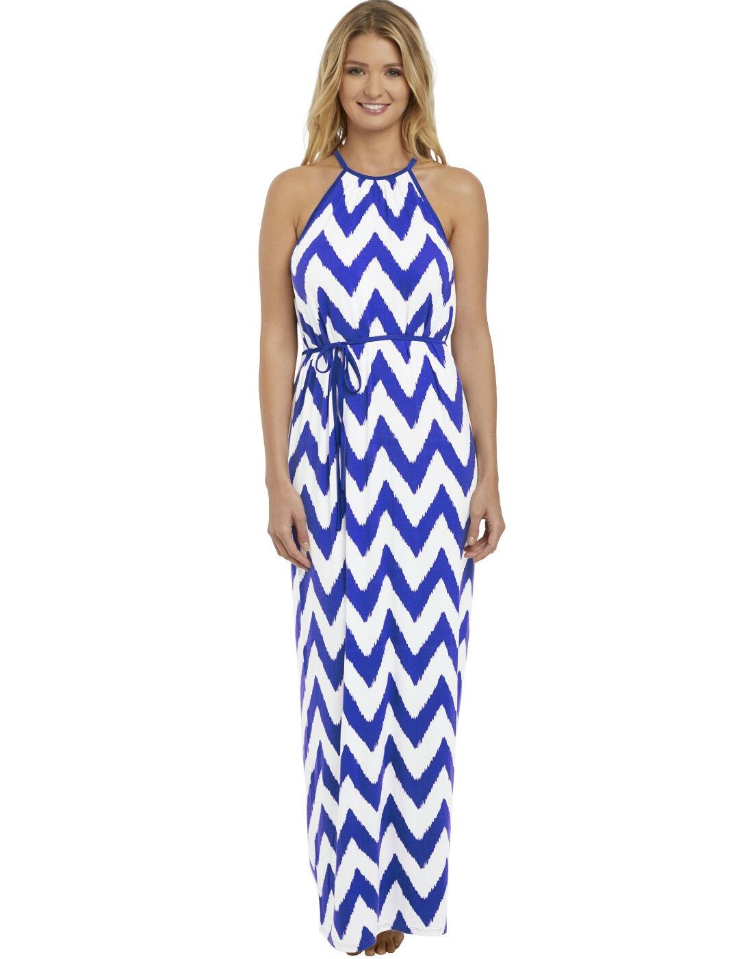 Making Waves Maxi Dress