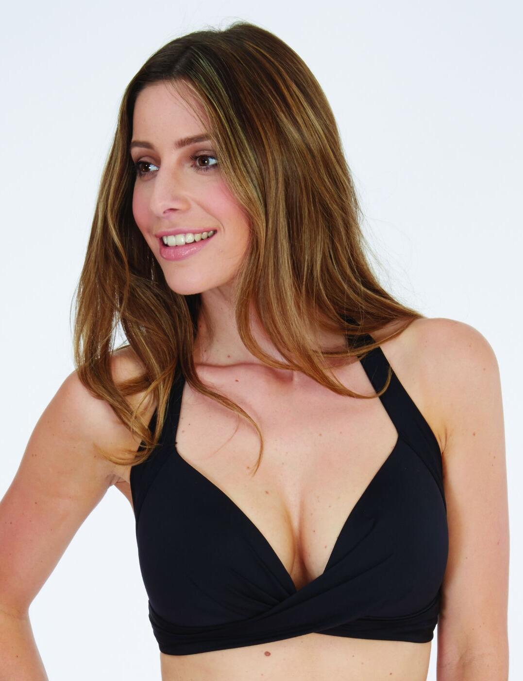 1597680 Lepel Lagoon Triangle Bikini Top - 1597680 Black