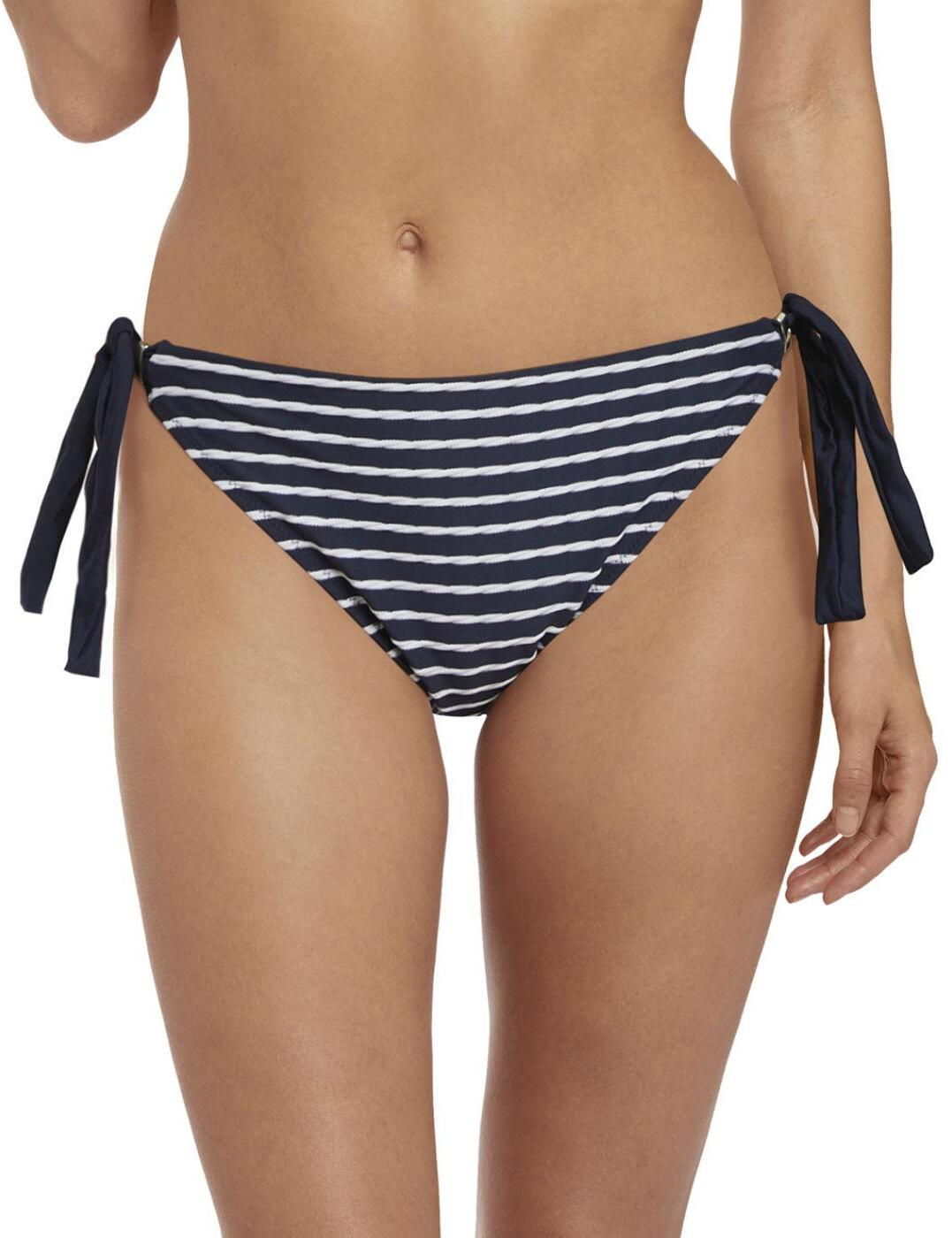6505 Fantasie San Remo Classic Tie Side Bikini Brief - 6505 Ink