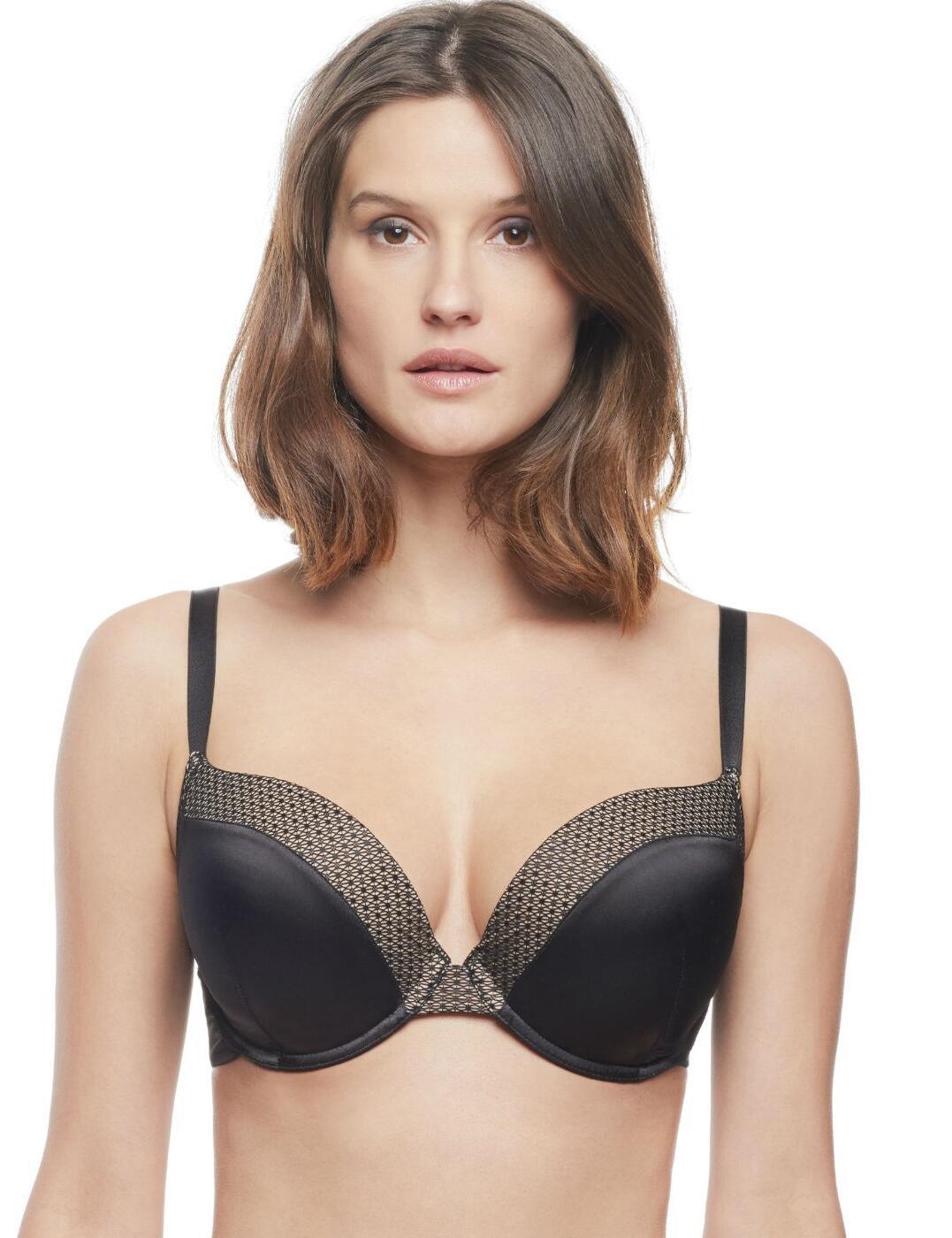 Panache Zara 5084 Black or Nude Short Sizes 10-18