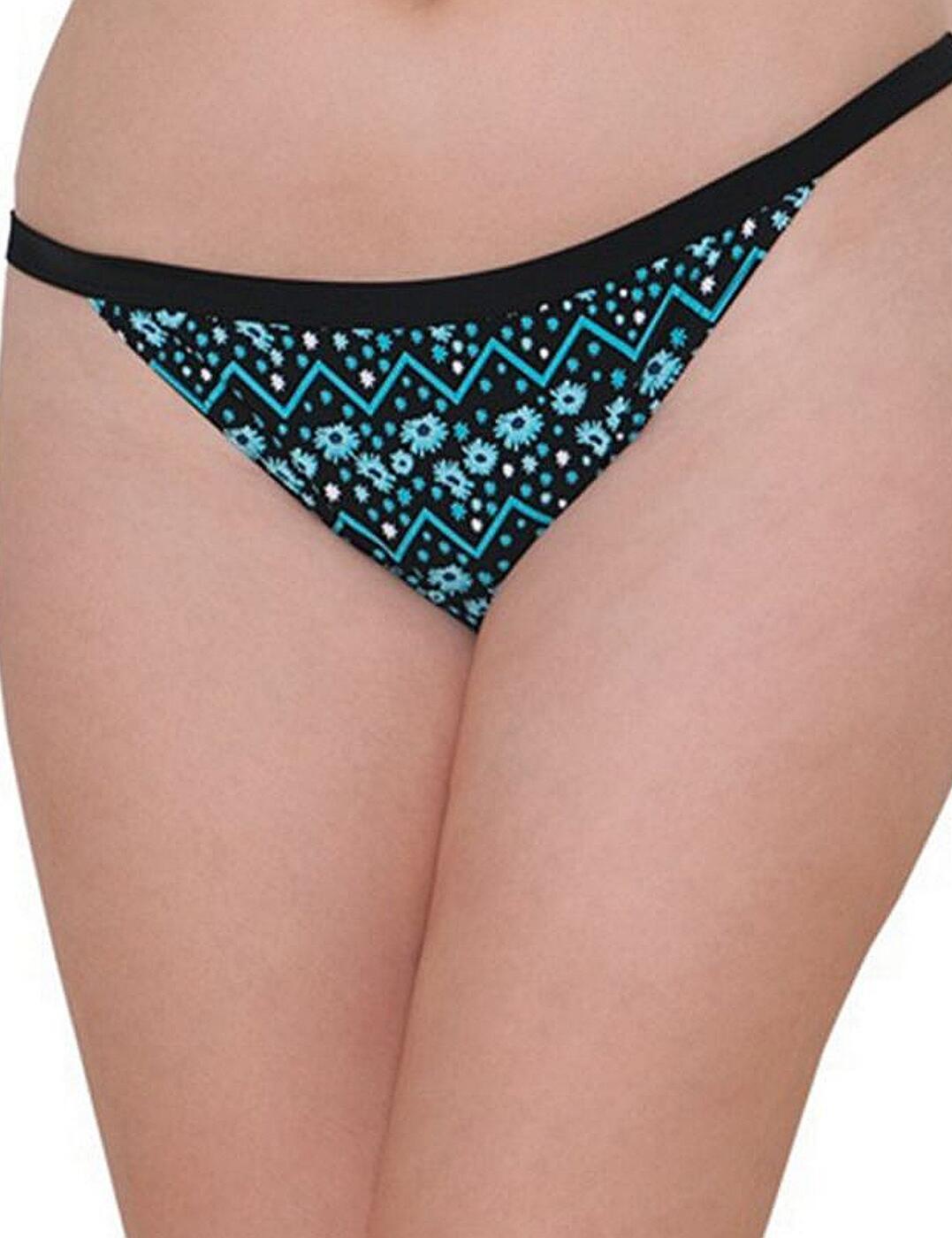 CS3805 Curvy Kate Reflex Mini Bikini Brief - CS3805 Floral Print