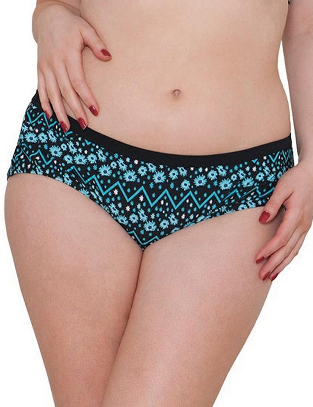 CS3803 Curvy Kate Reflex Bikini Short - CS3803 Floral Print
