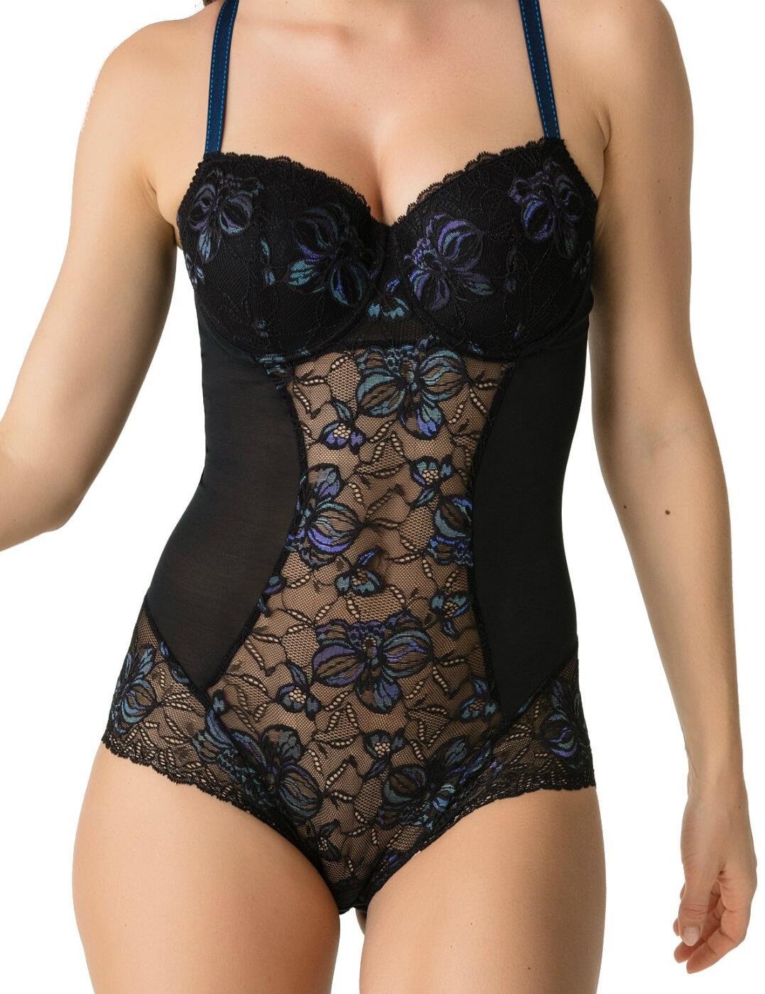 0441672 Prima Donna Twist French Kiss Body - 0441672 Black