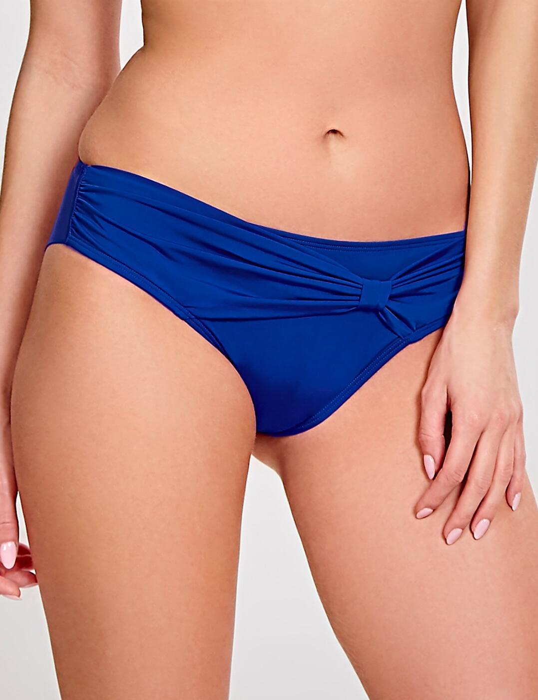SW0836 Panache Marina Brazilian Bikini Brief - SW0836 Cobalt