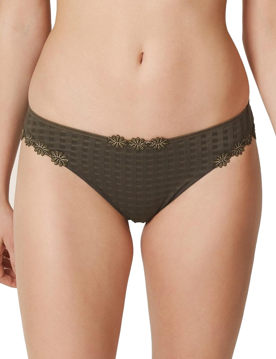0500413 Marie Jo Avero Rio Brief - 0500413 Khaki