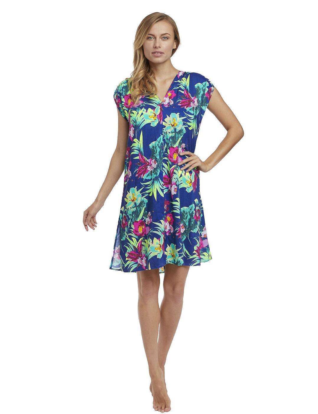 6537 Fantasie Amalfi Tunic Dress - 6537 Multi