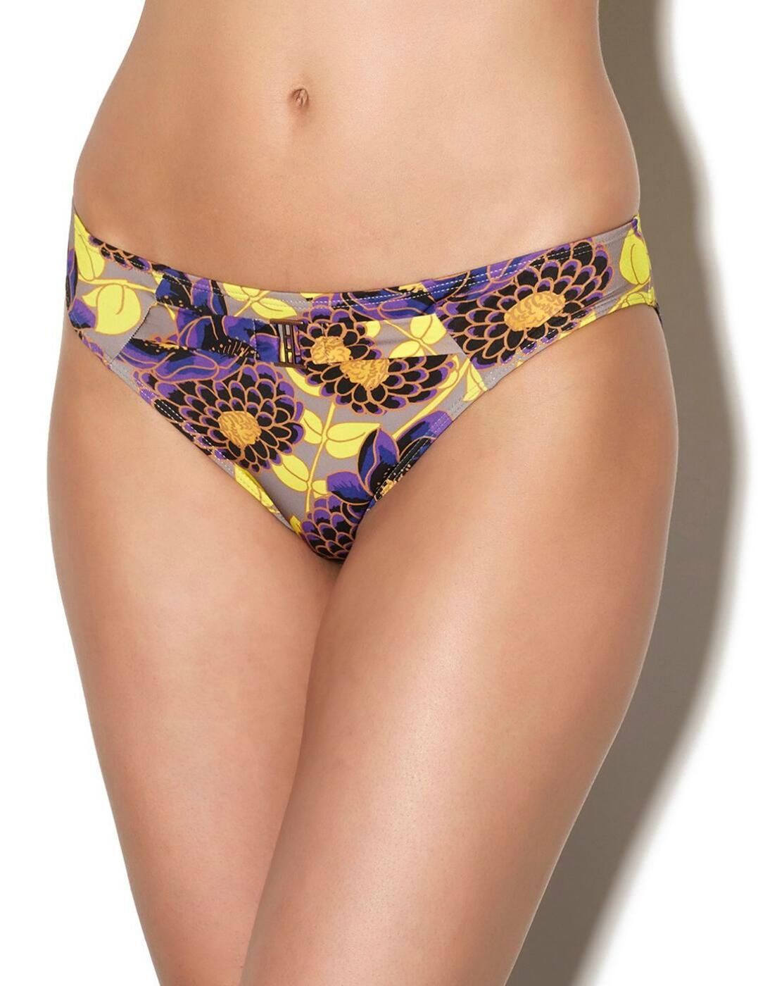 AJ22 Aubade Songe Tropical Brazilian Bikini Brief - AJ22 Granite